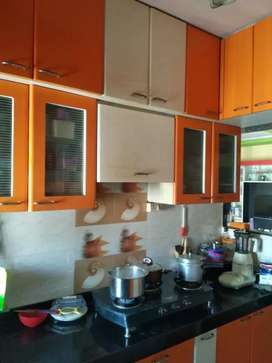 2bhk furnished flat sale in Haware citi Ghodbunder road thane west