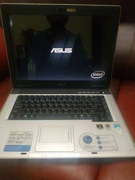 Asus Laptop Spares Display, Keyboard, Power adapter