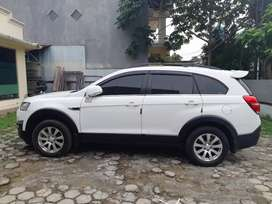 Chevrolet captiva mint condition warna putih