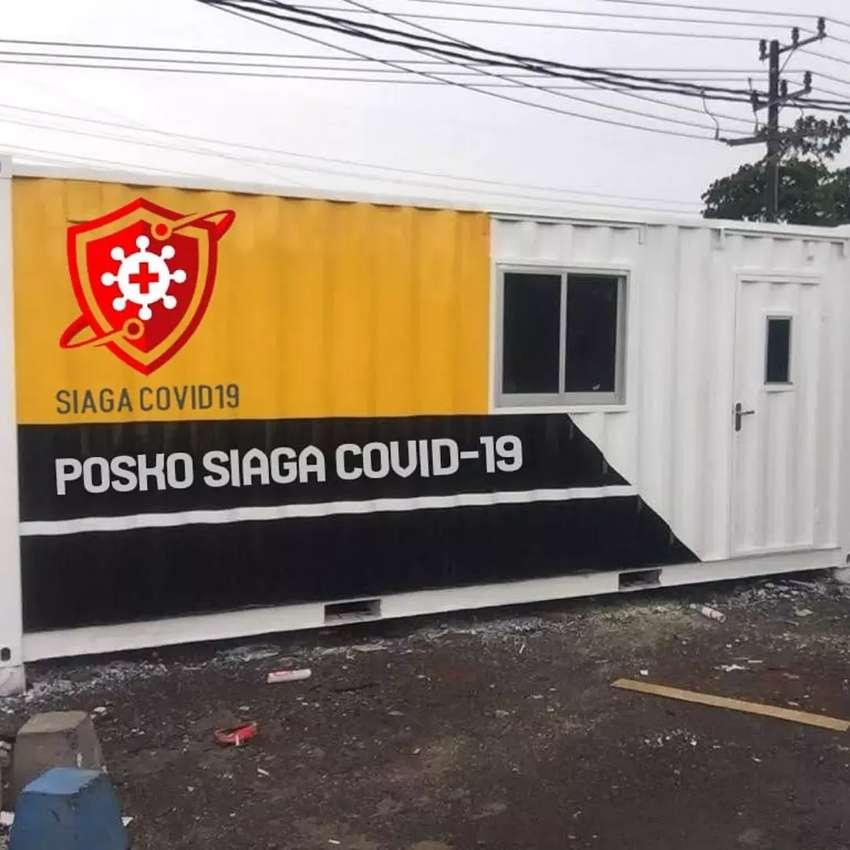 Kontainer Container Office Untuk Kantor dan Usaha