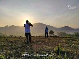 Nuansa Kareem kavling Villa view Pegunungan