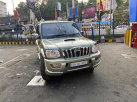 Mahindra Scorpio VLX 2WD Airbag Special Edition BS-IV, 2010, Diesel