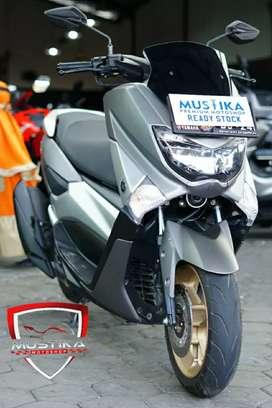 Yamaha N MAX 2019 Type ABS KM 6Rb Like New Wiliam Mustika