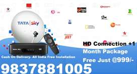 ಲಾಸ್ಟ್ ಬ್ರಿಸ್ Tata Sky HD Connection- Airtel DTH Dish Tatasky D2H