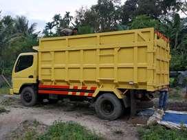 Mitsubishi colt diesel canter dump truck 125PS HD