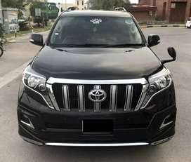 PRADO FORTUNER LAND CRUISER available in reasonable rates for rent