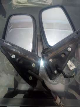 Sunny indus lancer and saloon car side glasses