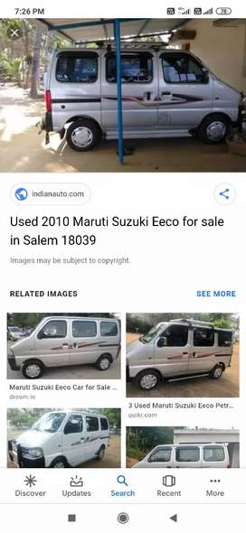 Ecco 7 set car for Rent in month..