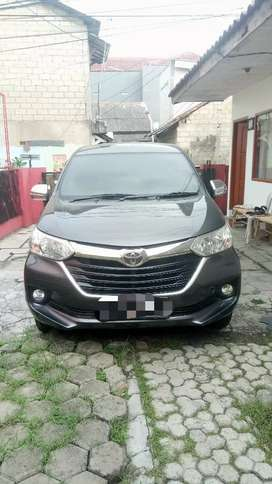 Toyota Avanza G at 2016