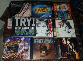 Borongan CD Import Original Album Rock