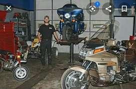 Bike technician