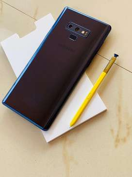 Samsung note 9 128 gb 6mnth old