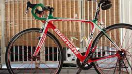 Roadbike Bianchi Infinito Sram Red dura ace Tricolore Limited!