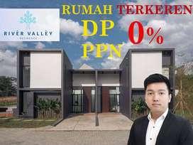 DP PPN 0% River Valley Type ONYX - Rumah Murah Medan Wiraland