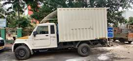 Required a skilled T-board driver to drive bolero pickup