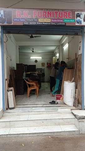 Shop for rent near latoush road