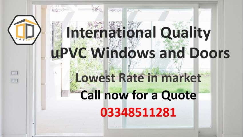 uPVC Windows And Door Systems 0