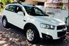 Ready For Sale Chevrolet Captiva Bensin Tahun 2011 Muluuss