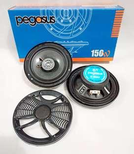 Speaker Coaxial Pegasus PG-1682 - 2 Way - Speaker Coaxial Vocal