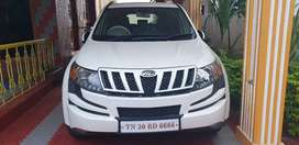 XUV 500 top end model