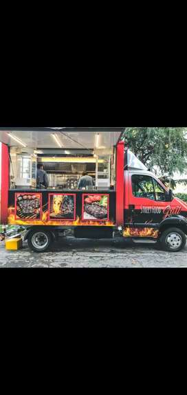 Food truck for rent and sell.