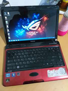 Laptop Render Gaming Toshiba i5 Ram6 Vga Nvdia Geforce up 4gb