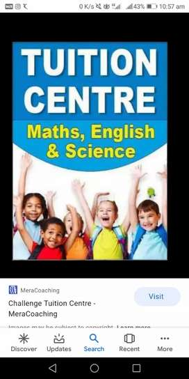Mathematics tutorial