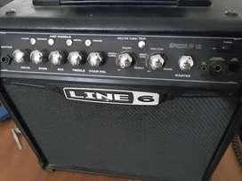 Line 6 Spider IV 15 Watt Guitar Amp.