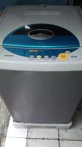 jual mesin cuci Toshiba otomatis 8kg