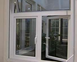 Ahli pasang Jendela aluminium berbagai tipe harga terjangkau