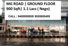 900 Sqft | MG Road | 1,10,000 Rs ( nego ) | Ground Floor