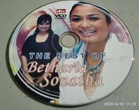 VCD The Best of Betharia Sonata""