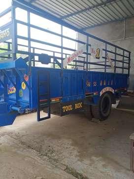 Trolley 16'7