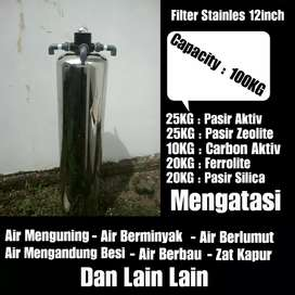 Filter Air Stainles 12inch