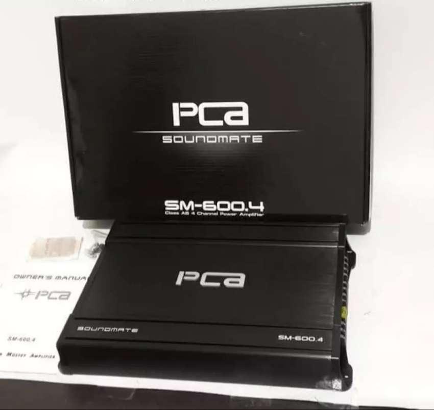 Power PCA Sm600.4 0