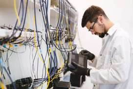 Teknisi/Helper fiber optik