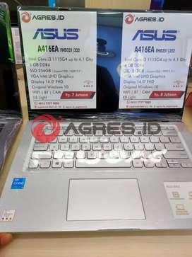 Jual Asus Vivobook A416EA FHD 351|2 Terbaru di merauke| gen 11| W10