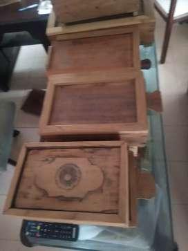 Antique Spice box. Ancharai petti