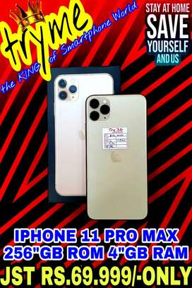 TRYME 256Gb IPHONE 11 PRO Max Glass Corner Little Cracked