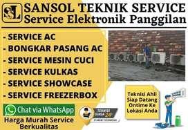 Service AC KULKAS SERVIS Mesin Cuci Buduran Sidoarjo