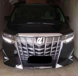 Sewa Mobil Alphard TERBARU Transfomer PALING MURAH - Unit Baru 2019