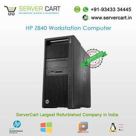HP z840, z820, DL580, DL560, DL380, DL360, DL160 DL120 Server Computer