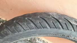 Pulsur rear tyre excellent condition