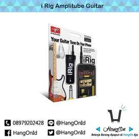 iRig AmpliTube Guitar Interface Converter For iOS (Iphone/Ipad/Ipod)