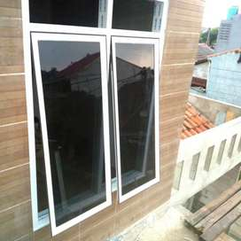 Ready stok jendela kaca aluminium terbaik dimasa ke masa
