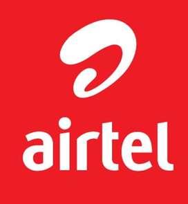 Airtel showroom customer relationship officer