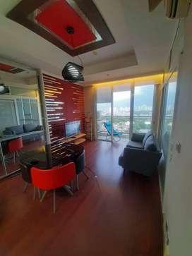 Apartemen Ancol Mansion Tower Atlantic Ocean Furnish Mewah Modern