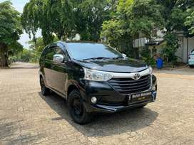 "(Cash) ""Pajak8/2021"" Toyota Grand Avanza 1.3 E AT 2018 (Hitam Metalik)"