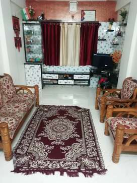 2 BHK, 2nd Floor, Furnished,