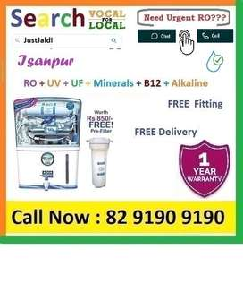 Isanpur RO Water Purifier Water Filter TV AC Cooler 1BHK DTH Fridge Be